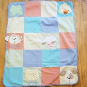 Interactive Baby Play Blanket